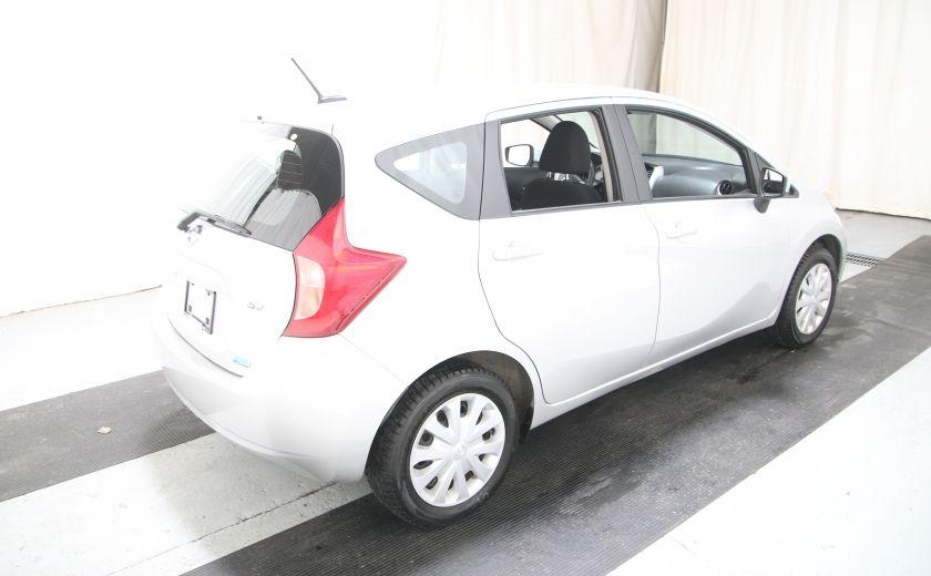 2015 Nissan Versa SV AUTO A/C GR ELECT CAM.RECUL BLUETOOTH #5