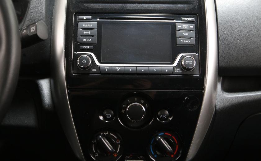 2015 Nissan Versa SV AUTO A/C GR ELECT CAM.RECUL BLUETOOTH #11