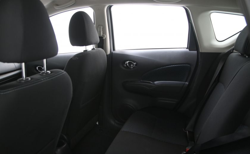 2015 Nissan Versa SV AUTO A/C GR ELECT CAM.RECUL BLUETOOTH #12