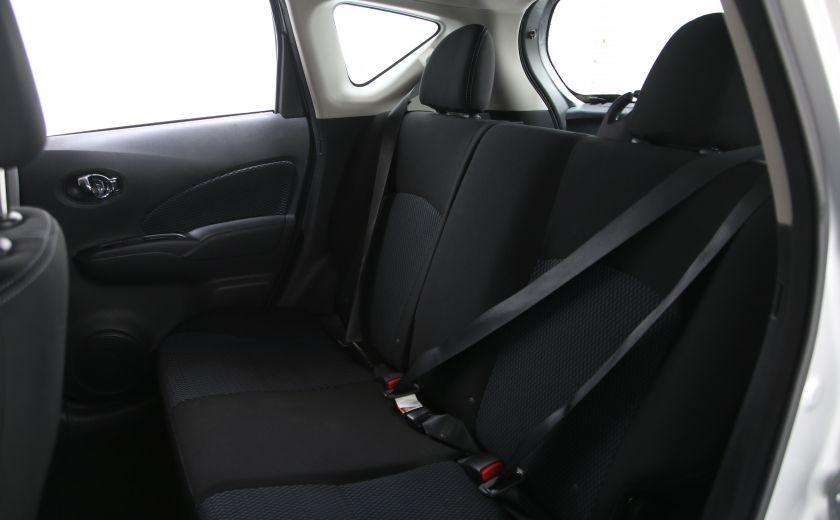 2015 Nissan Versa SV AUTO A/C GR ELECT CAM.RECUL BLUETOOTH #13