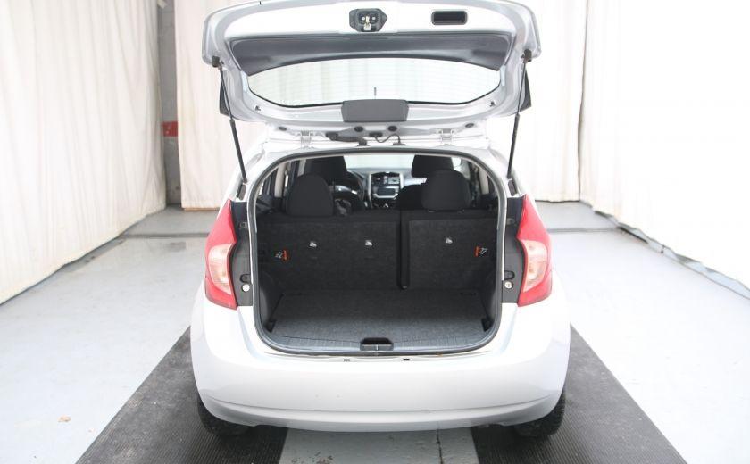 2015 Nissan Versa SV AUTO A/C GR ELECT CAM.RECUL BLUETOOTH #22