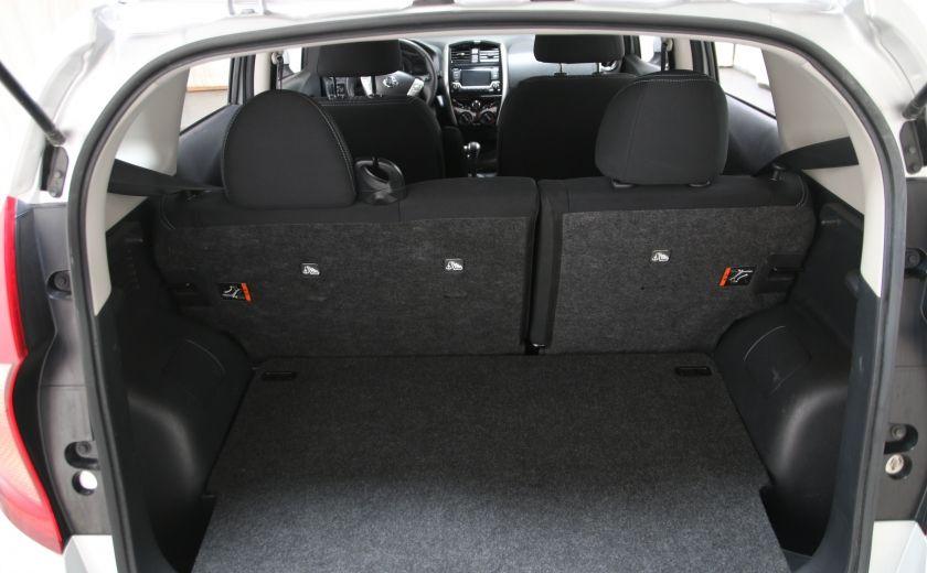2015 Nissan Versa SV AUTO A/C GR ELECT CAM.RECUL BLUETOOTH #23