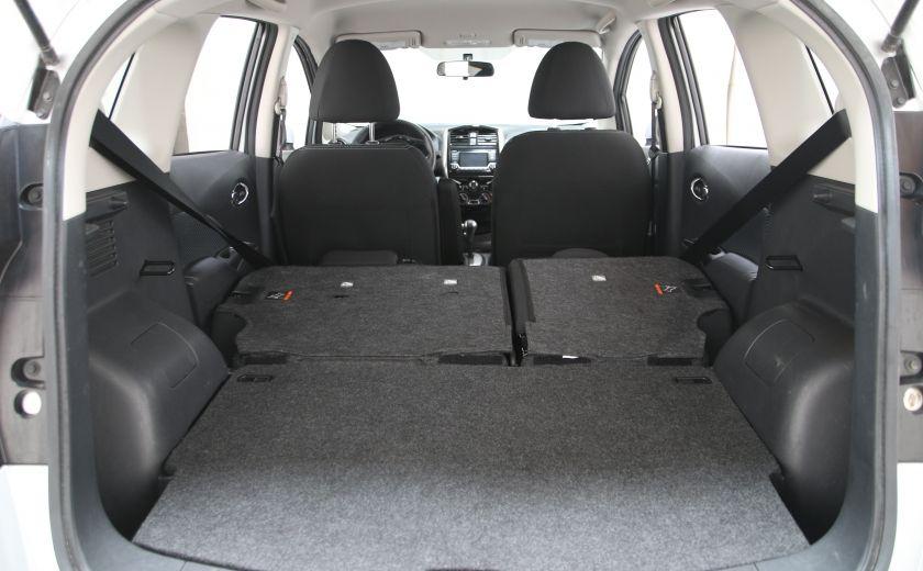 2015 Nissan Versa SV AUTO A/C GR ELECT CAM.RECUL BLUETOOTH #24