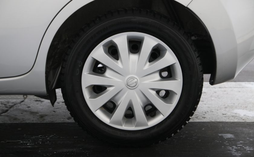 2015 Nissan Versa SV AUTO A/C GR ELECT CAM.RECUL BLUETOOTH #25