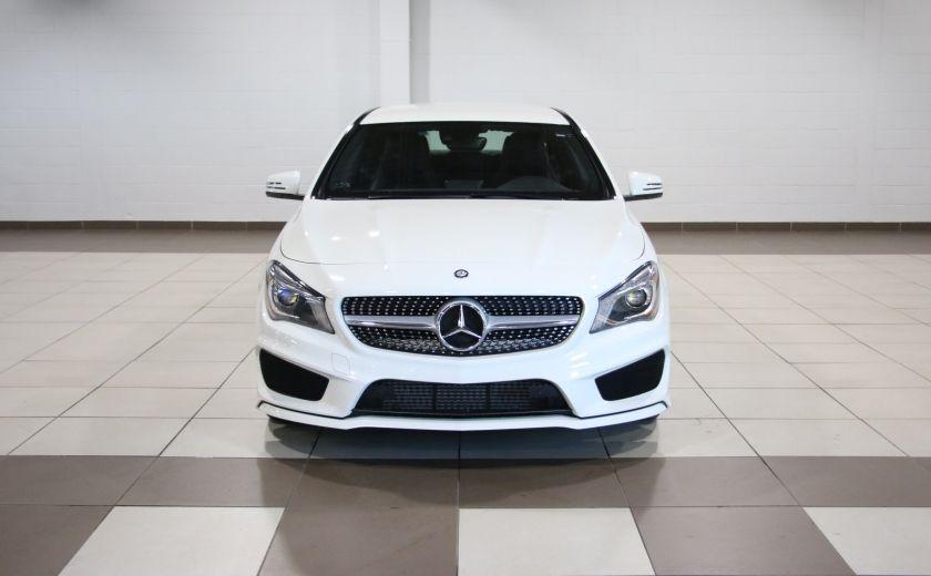 2014 Mercedes Benz CLA AUTO A/C CUIR MAGS CAMERA RECUL #1