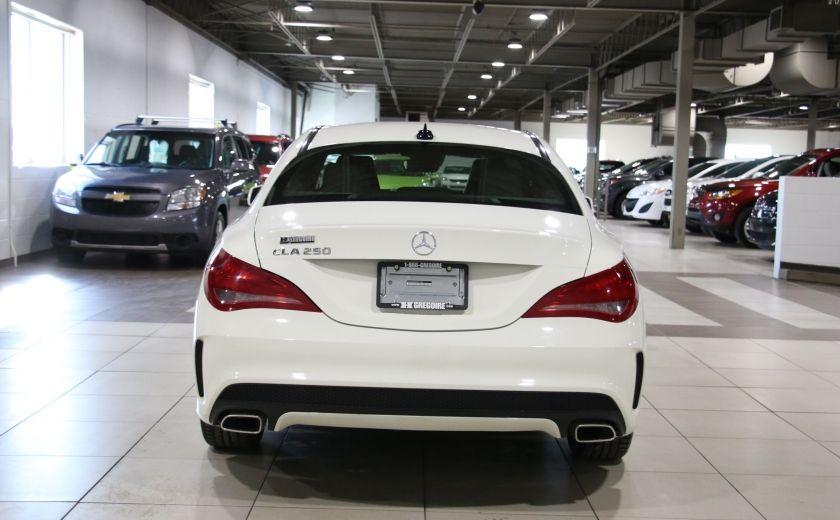 2014 Mercedes Benz CLA AUTO A/C CUIR MAGS CAMERA RECUL #5