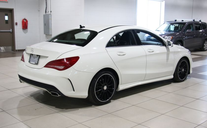 2014 Mercedes Benz CLA AUTO A/C CUIR MAGS CAMERA RECUL #6