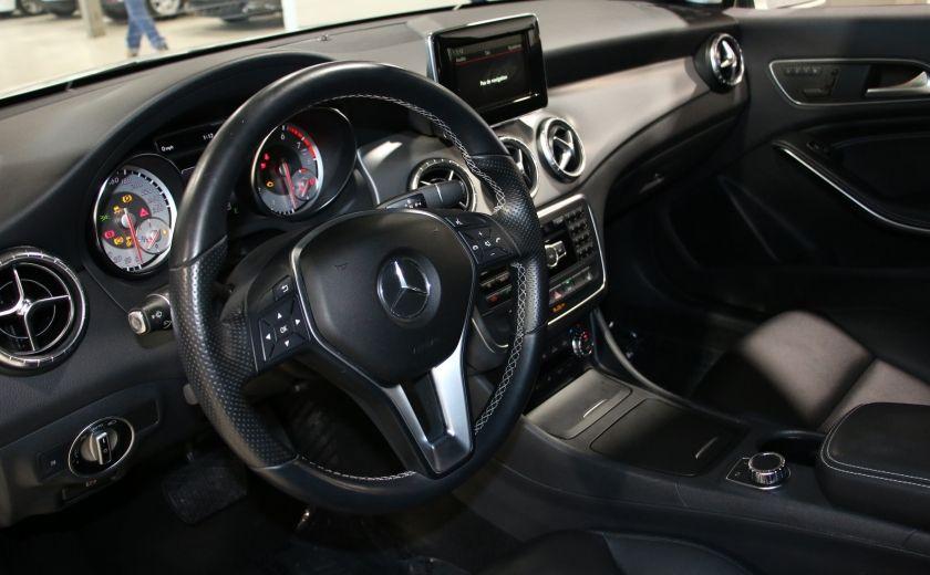 2014 Mercedes Benz CLA AUTO A/C CUIR MAGS CAMERA RECUL #8