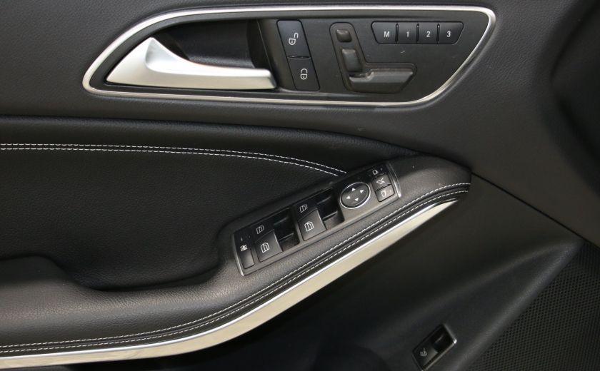 2014 Mercedes Benz CLA AUTO A/C CUIR MAGS CAMERA RECUL #10