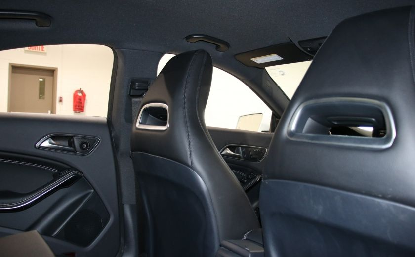 2014 Mercedes Benz CLA AUTO A/C CUIR MAGS CAMERA RECUL #21