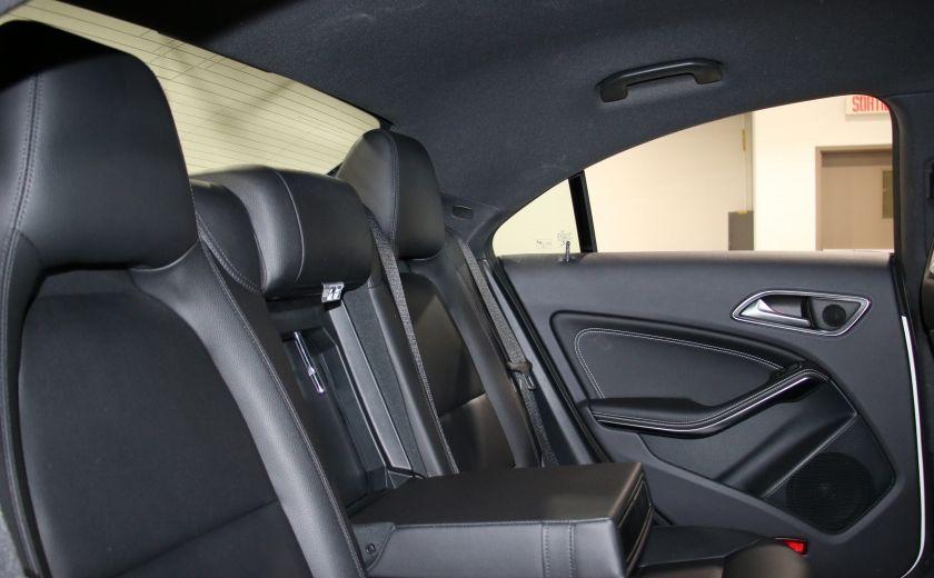 2014 Mercedes Benz CLA AUTO A/C CUIR MAGS CAMERA RECUL #22