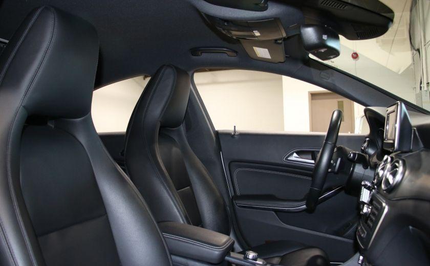 2014 Mercedes Benz CLA AUTO A/C CUIR MAGS CAMERA RECUL #25