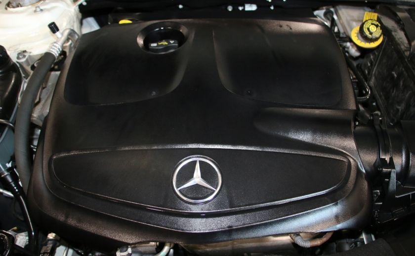 2014 Mercedes Benz CLA AUTO A/C CUIR MAGS CAMERA RECUL #26
