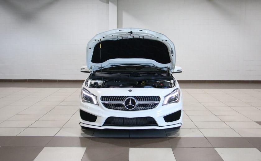 2014 Mercedes Benz CLA AUTO A/C CUIR MAGS CAMERA RECUL #27