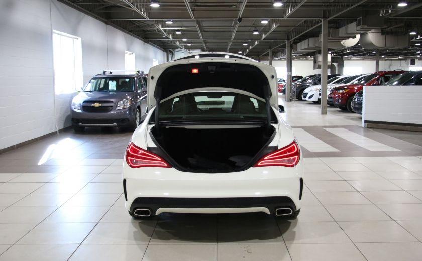2014 Mercedes Benz CLA AUTO A/C CUIR MAGS CAMERA RECUL #28