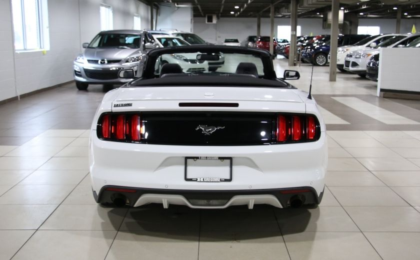 2016 Ford Mustang EcoBoost Premium AUTO A/C CUIR MAGS BLUETOOTH #5