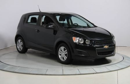 2012 Chevrolet Sonic LS MAGS #0