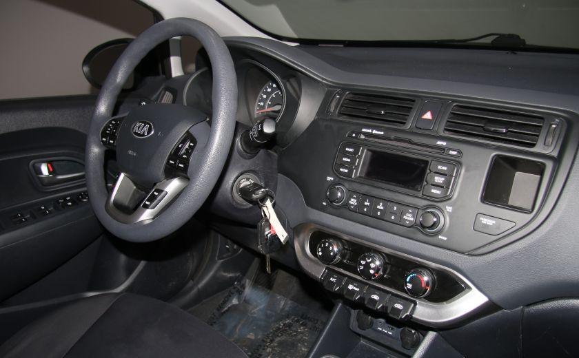 2013 Kia Rio LX+ AUTO A/C GR ELECT BLUETHOOT #21
