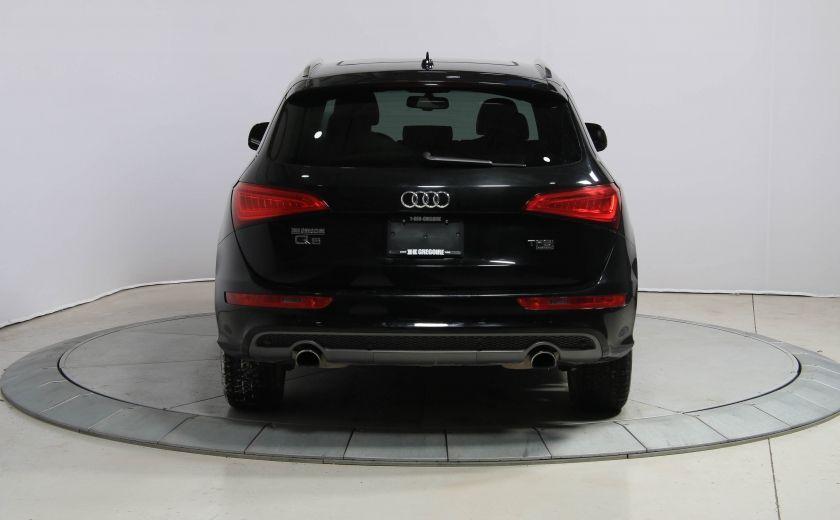 2014 Audi Q5 3.0T Progressiv S-line Toit pano #5