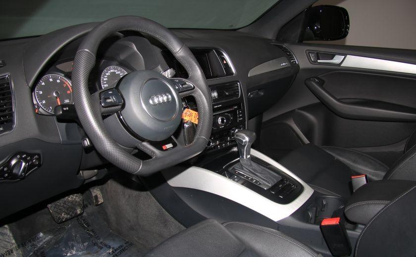 2014 Audi Q5 3.0T Progressiv S-line Toit pano #8