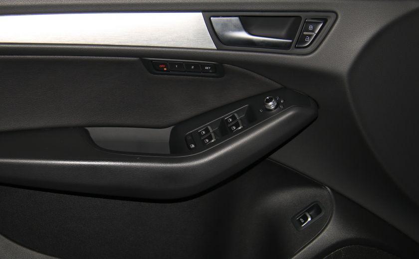 2014 Audi Q5 3.0T Progressiv S-line Toit pano #10