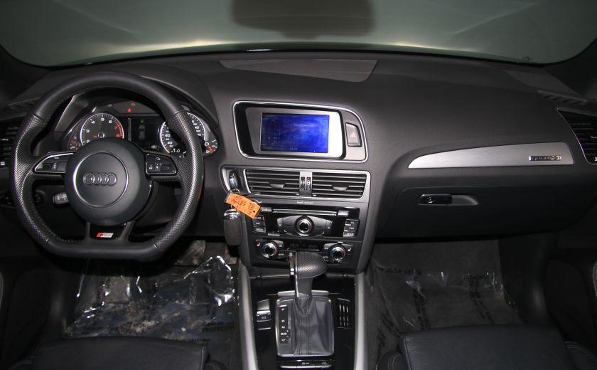 2014 Audi Q5 3.0T Progressiv S-line Toit pano #13