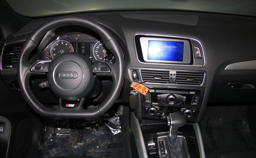 2014 Audi Q5 3.0T Progressiv S-line Toit pano #14