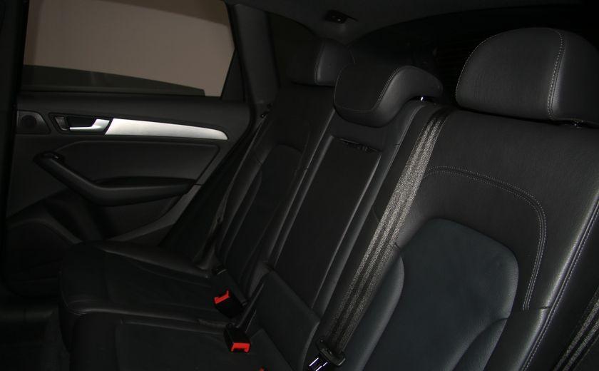 2014 Audi Q5 3.0T Progressiv S-line Toit pano #20