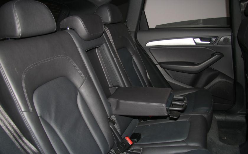 2014 Audi Q5 3.0T Progressiv S-line Toit pano #22
