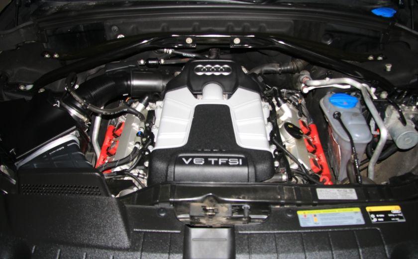 2014 Audi Q5 3.0T Progressiv S-line Toit pano #26