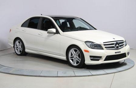 2012 Mercedes Benz C300 A/C CUIR TOIT MAGS BLUETOOTH #0