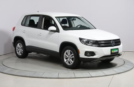 2015 Volkswagen Tiguan Trendline 4MOTION AUTO A/C GR ELECT MAGS BLUETOOTH #0