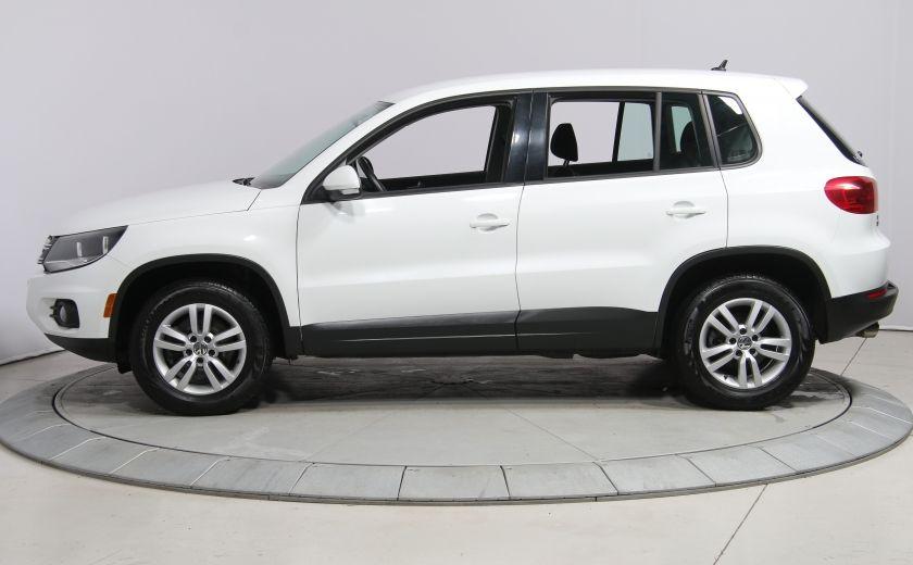 2015 Volkswagen Tiguan Trendline 4MOTION AUTO A/C GR ELECT MAGS BLUETOOTH #3