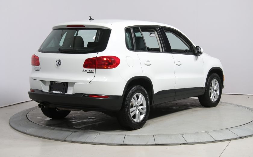 2015 Volkswagen Tiguan Trendline 4MOTION AUTO A/C GR ELECT MAGS BLUETOOTH #6