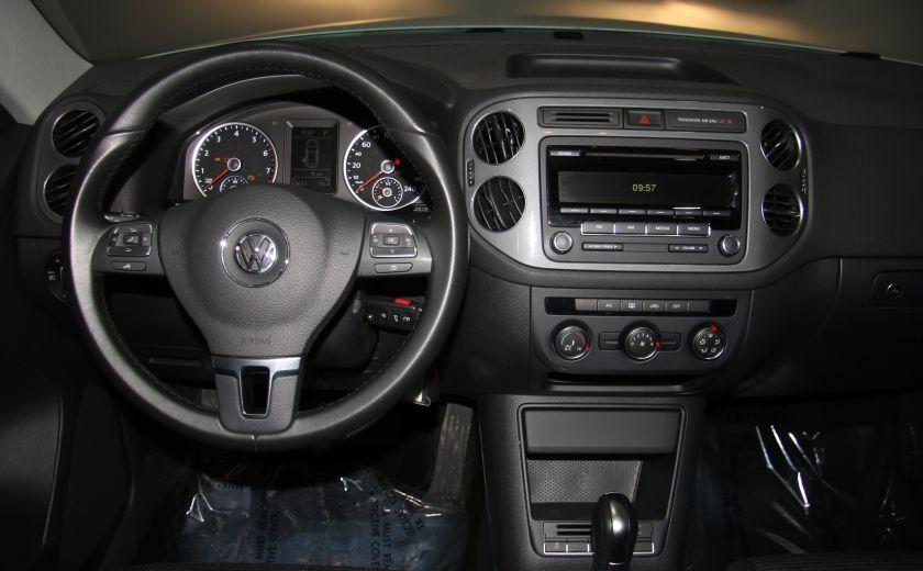 2015 Volkswagen Tiguan Trendline 4MOTION AUTO A/C GR ELECT MAGS BLUETOOTH #12