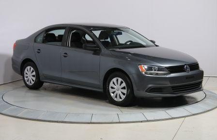 2013 Volkswagen Jetta  AUTO A/C GR ELECT BLUETOOTH #0