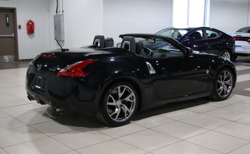 2013 Nissan 370Z A/C GR ELECT CONVERTIBLE MAGS BLUETOOTH #6
