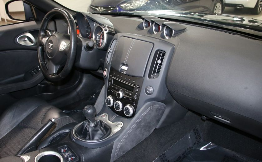 2013 Nissan 370Z A/C GR ELECT CONVERTIBLE MAGS BLUETOOTH #15