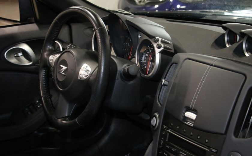 2013 Nissan 370Z A/C GR ELECT CONVERTIBLE MAGS BLUETOOTH #16