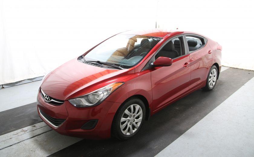 2013 Hyundai Elantra GL #2