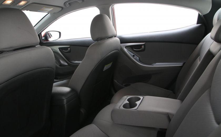 2013 Hyundai Elantra GL #13