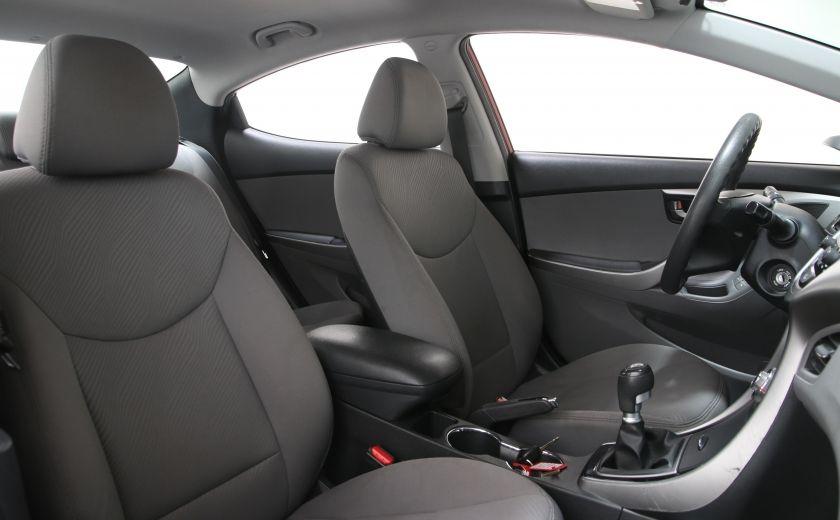 2013 Hyundai Elantra GL #19