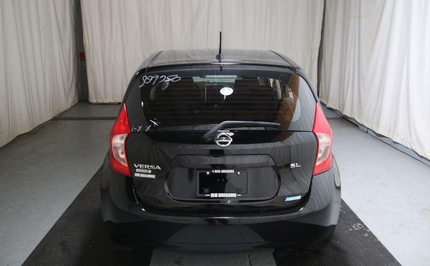 2014 Nissan Versa SL #4