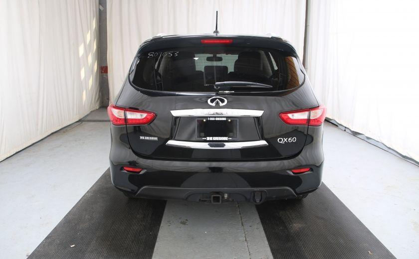 2014 Infiniti QX60 AWD 4dr #4
