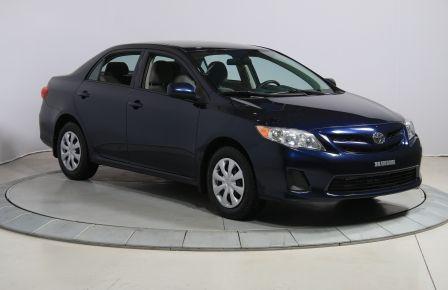 2012 Toyota Corolla AUTO A/C GR ELECT #0