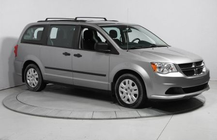 2016 Dodge GR Caravan Canada Value Package A/C GR ELECT #0