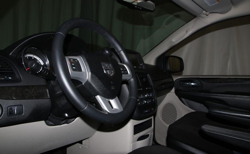 2016 Dodge GR Caravan SXT #6
