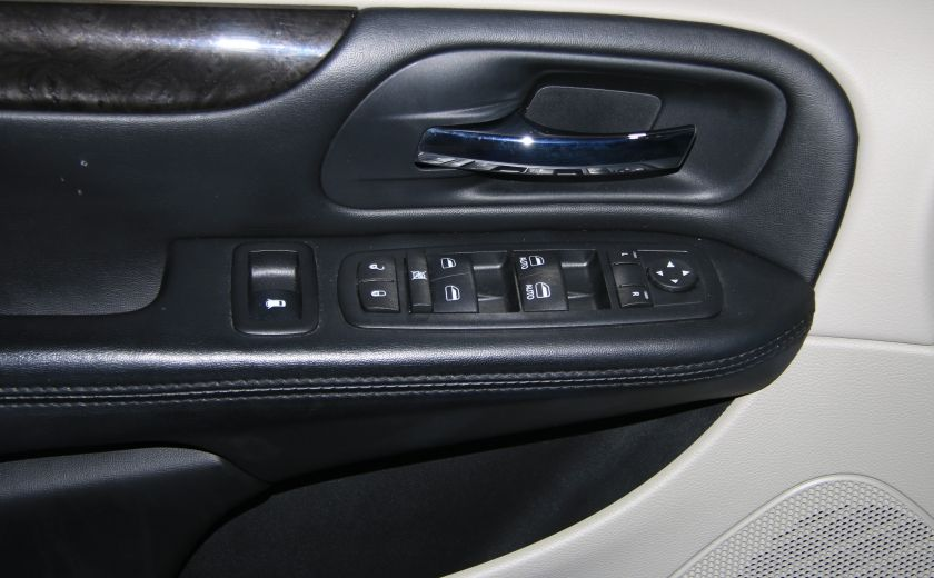 2016 Dodge GR Caravan SXT STOW'N GO A/C GR ELECT DVD MAGS #10