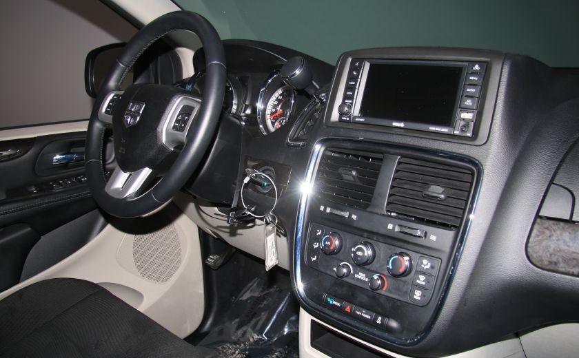 2016 Dodge GR Caravan SXT STOW'N GO A/C GR ELECT DVD MAGS #29
