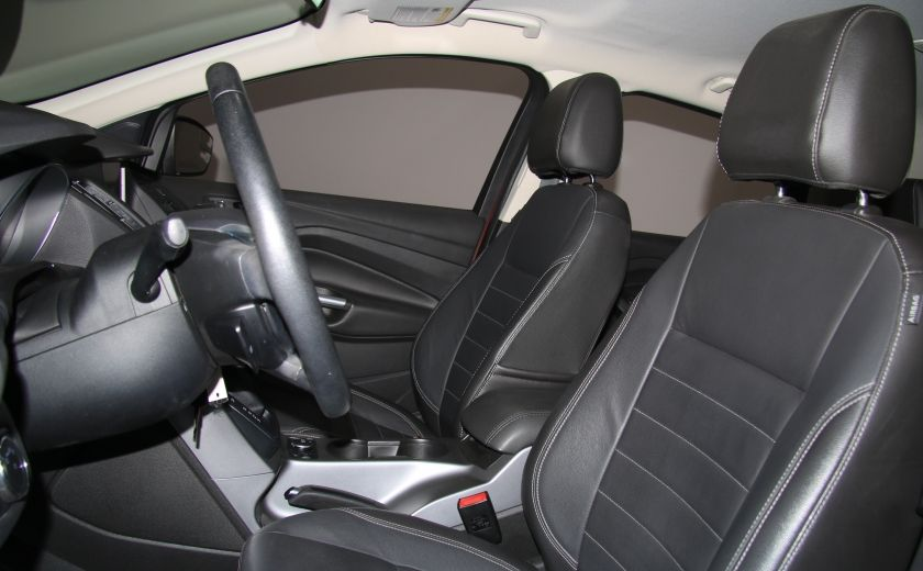 2014 Ford Escape SE 2.0 ECOBOOST CUIR MAGS #9